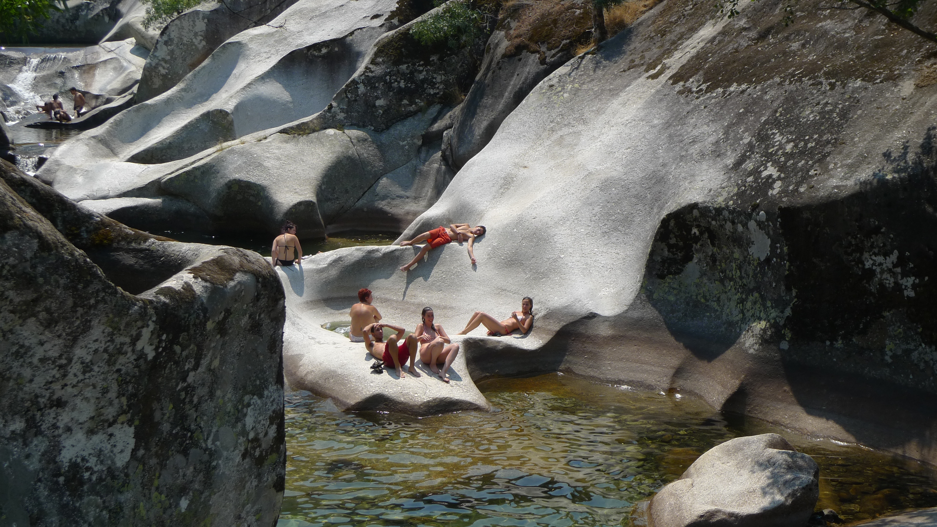 Piscinas naturales en extremadura y m s blog de turismo for Piscinas naturales cerca de caceres