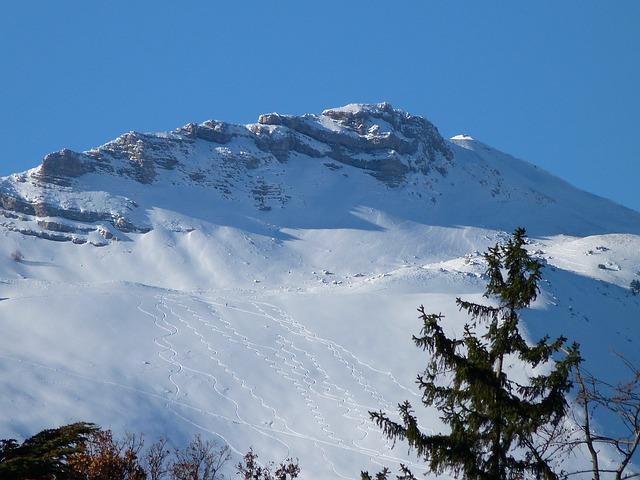 Las 5 mejores casas para esquiar