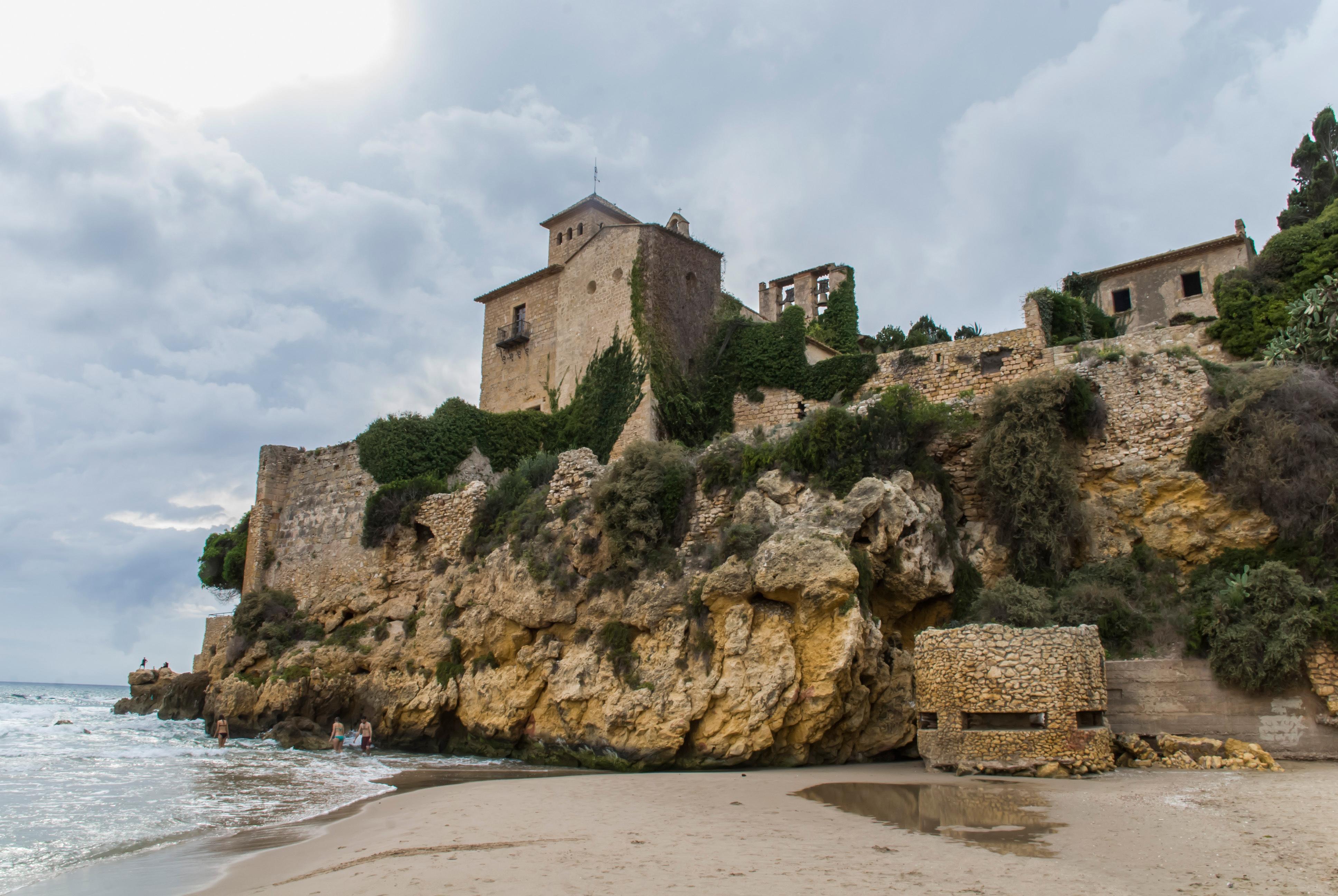 Dormir en un Castillo en Cataluña