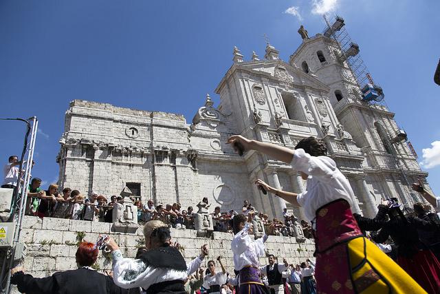 Fiestas en Segovia