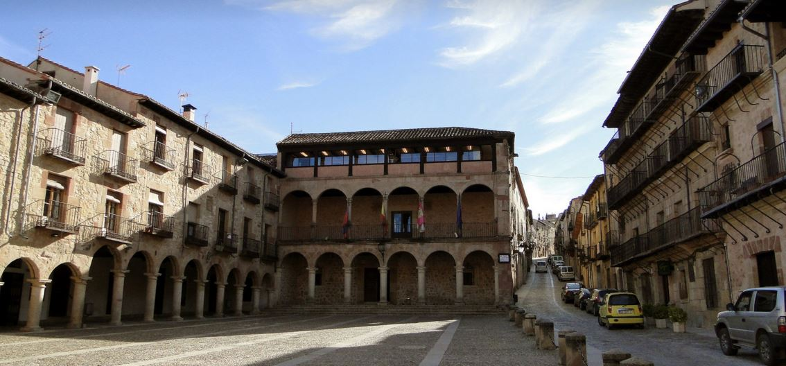 Las mejores plazas de espa a blog de turismo rural - Casa rural cerca de siguenza ...