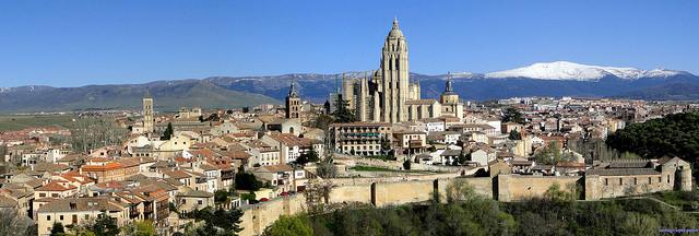 48 horas en Segovia