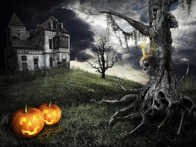 Historias de un Halloween rural