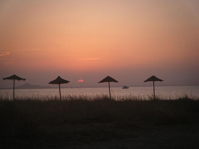 7 playas de interior en España
