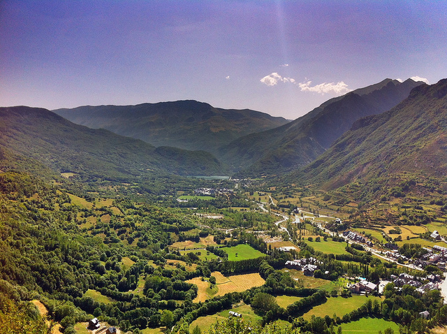 El Valle de Benasque