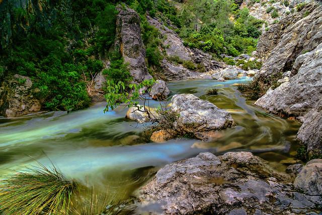 La Fontcalda un paraíso natural