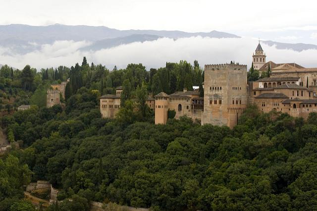 Lugares mágicos de Granada