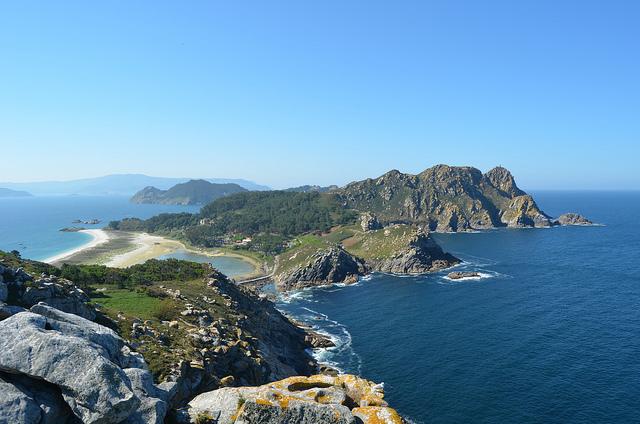 Parque Nacional Islas Atlánticas de Galicia