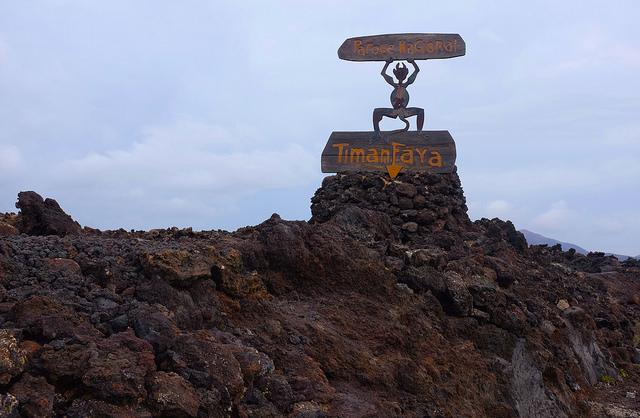 Parque Nacional Timanfaya