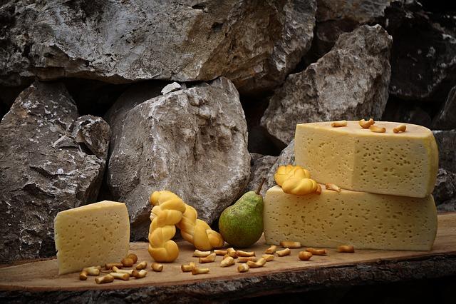 Rutas gastronómicas para los amantes del queso
