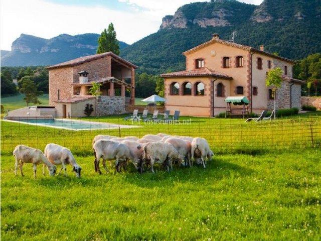Casas rurales con granjas para ni os blog de turismo rural - Casa rural la granja ...