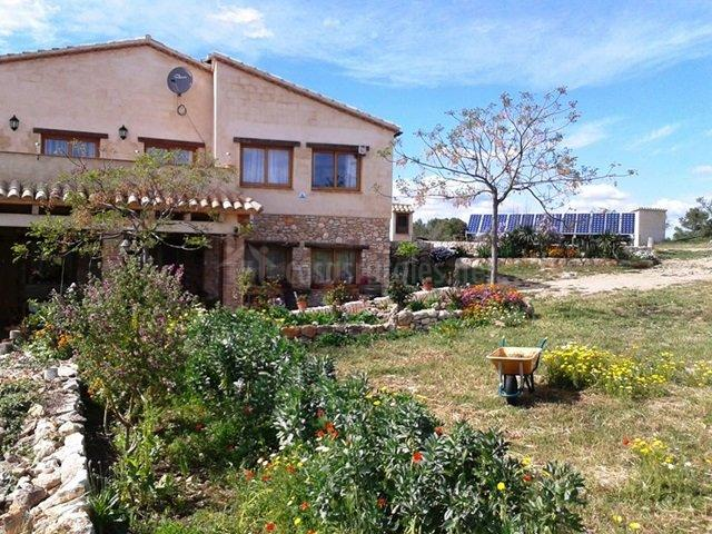 Casas rurales con granjas para ni os blog de turismo rural - Casas rurales ecologicas ...