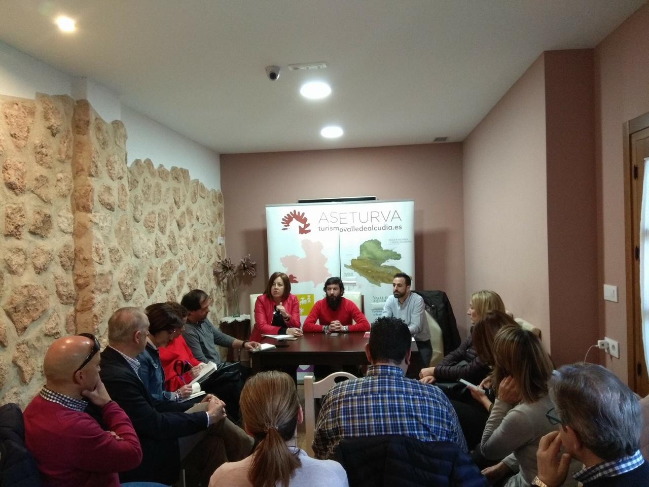 Turismo rural en el Parque Natural Valle de Alcudia y Sierra Madrona