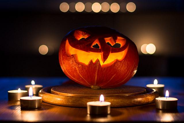 Lugares para pasar Halloween en España