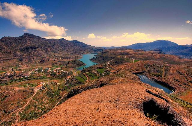 Ruta por los rincones naturales de Gran Canaria