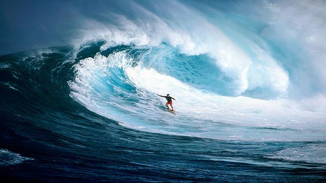 Los mejores destinos para hacer surf
