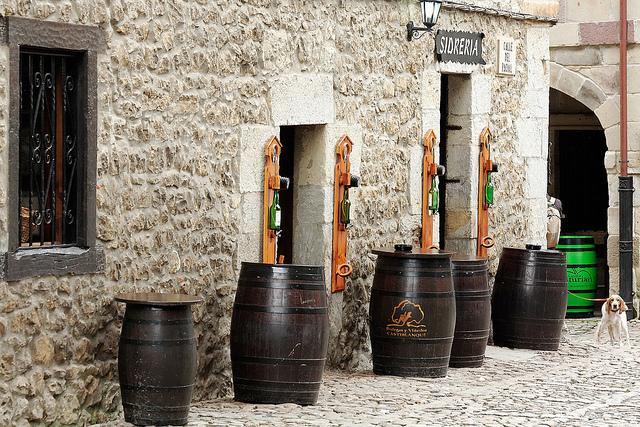 Una ruta por la comarca de La Sidra