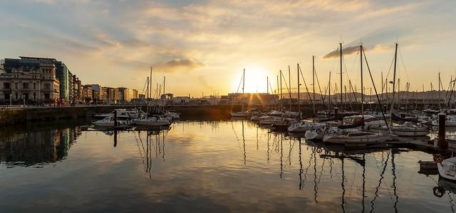 Ruta por los puertos con más encanto de España