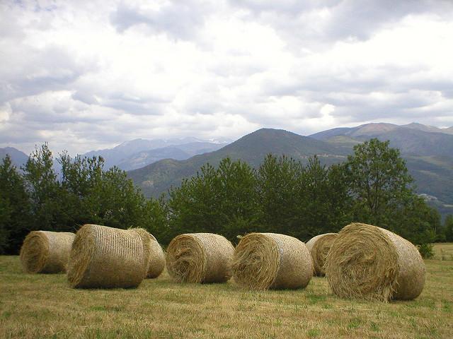 Rincones naturales en Huesca