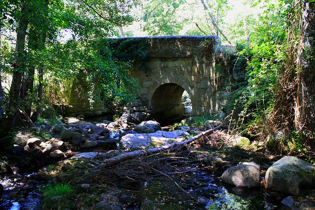Ruta por los puentes de La Adrada