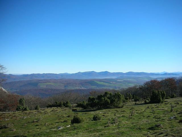 Ruta por el Valle de Ultzama