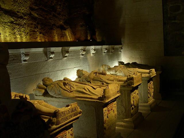 Ruta por los panteones y sepulcros de España