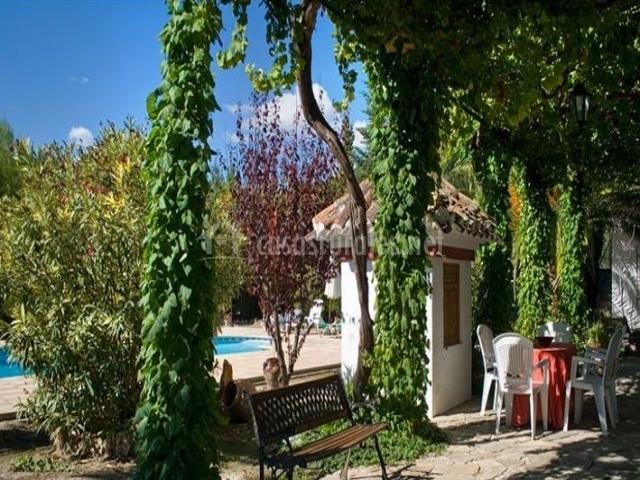 Casa pujola i en moratalla murcia for Casa jardin murcia