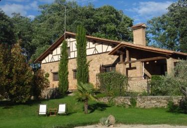 Casas rurales en extremadura de lujo for Hoteles rurales de lujo