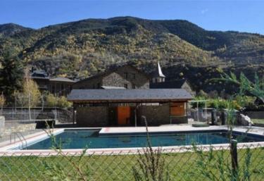 Casas rurales en alins con piscina - Casas rurales lleida piscina ...