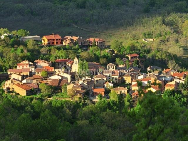 hoteles rurales sierra de madrid: