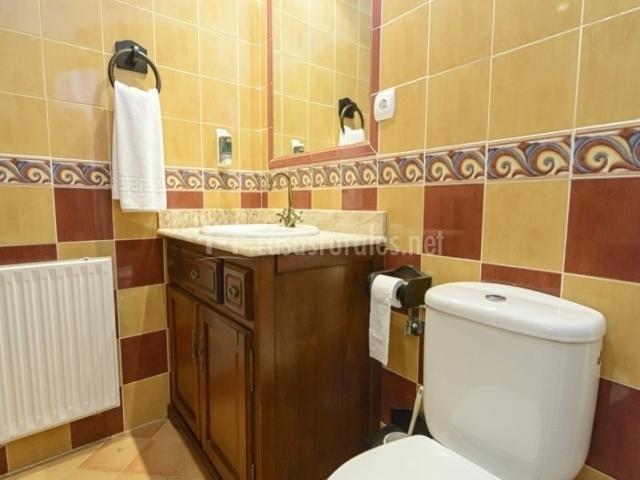Muebles De Baño Urbion:La Casa Nueva en Abejar (Soria)