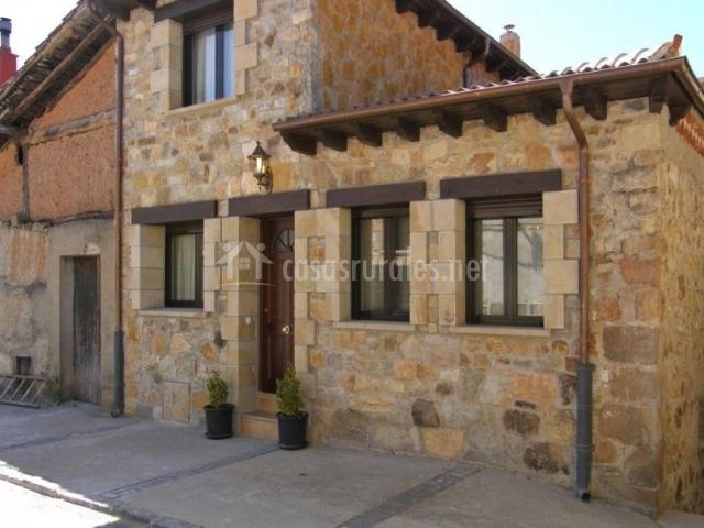 Muebles De Baño Urbion:El Casillo I en Abejar (Soria)