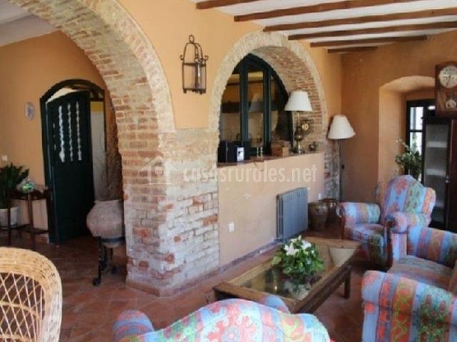Casa rural las tinajas en obejo c rdoba for Casas rusticas de ladrillo