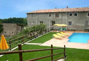 Casas rurales en catalu a con piscina p gina 46 for Piscina en catalan