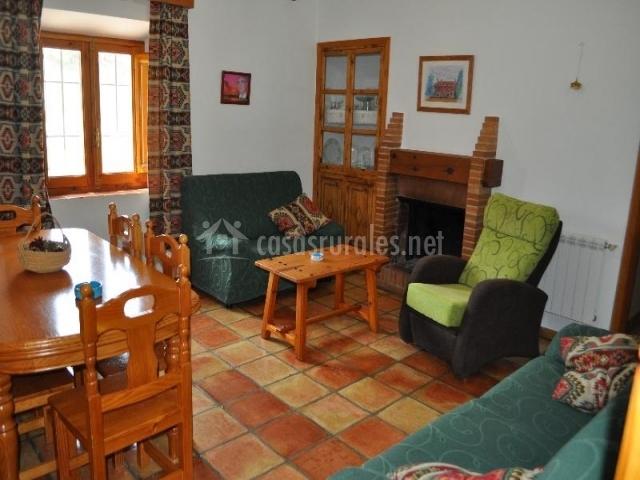 El salero ii en el sabinar murcia - Casa rural con chimenea en la habitacion ...
