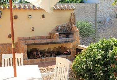 Casas rurales en murcia con barbacoa p gina 4 Villa jardin donde queda