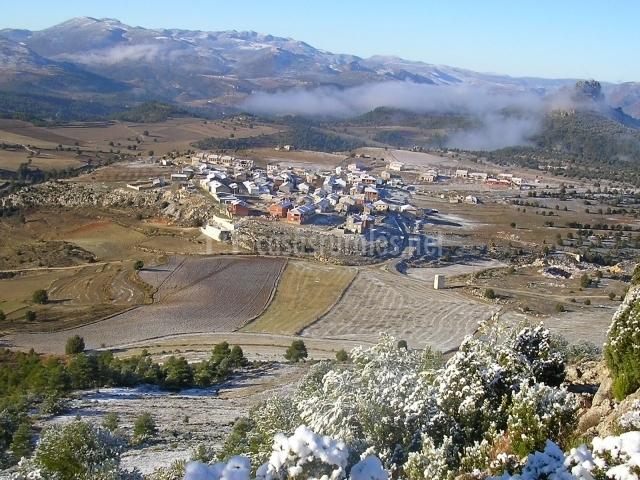 Casa el Zorro III en Calar De La Santa (Murcia)