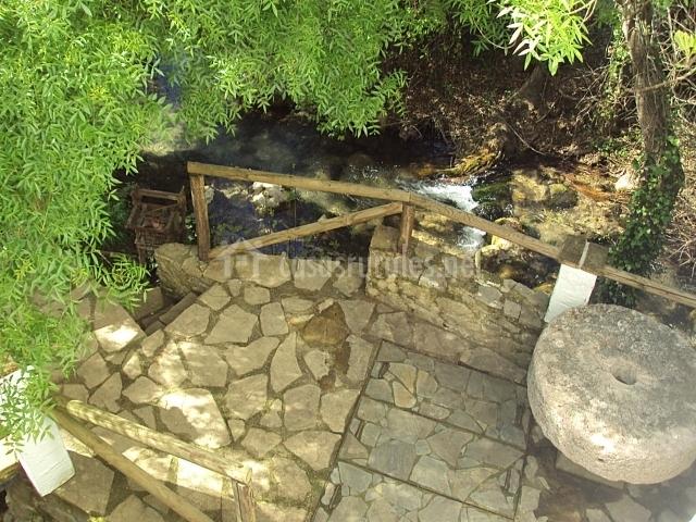 La casa molino el horno en grazalema c diz for Registro bienes muebles cadiz