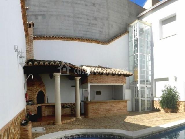 Casa antonia en almagro ciudad real for Personal en el exterior