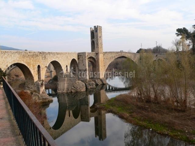 Puente Romano Matrimonio : Can soler ii en porqueres girona