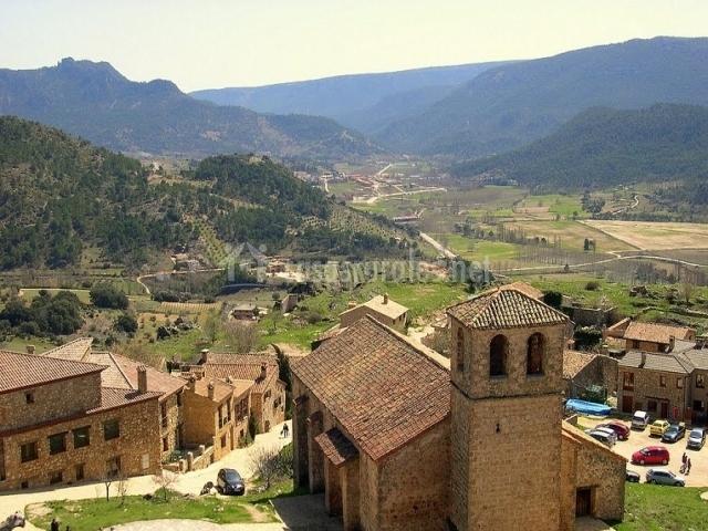 Casa Tu00eda Rosa - La Tejeruela en Yeste (Albacete)