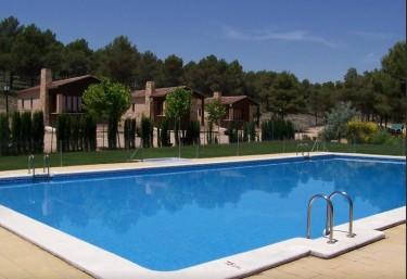 Casas rurales en cuenca con piscina for Hoteles con piscina en cuenca