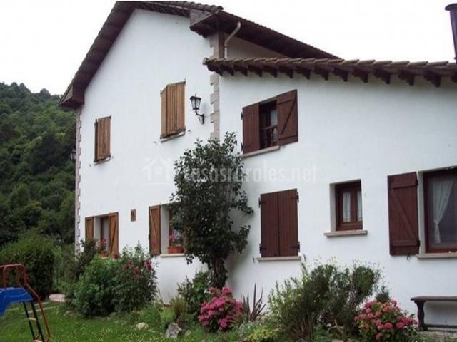 Casa Juana en Alles (Asturias)