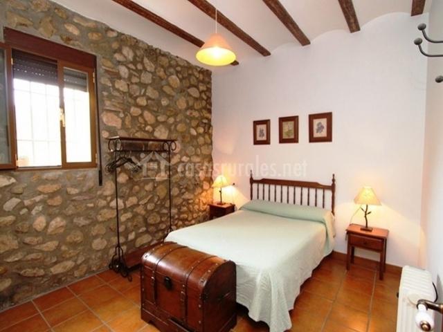 Casa mika el molinet iii en guadalest alicante for Baul dormitorio matrimonio