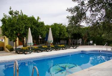 Casas rurales en andaluc a con piscina p gina 10 for Hoteles con piscina climatizada en andalucia