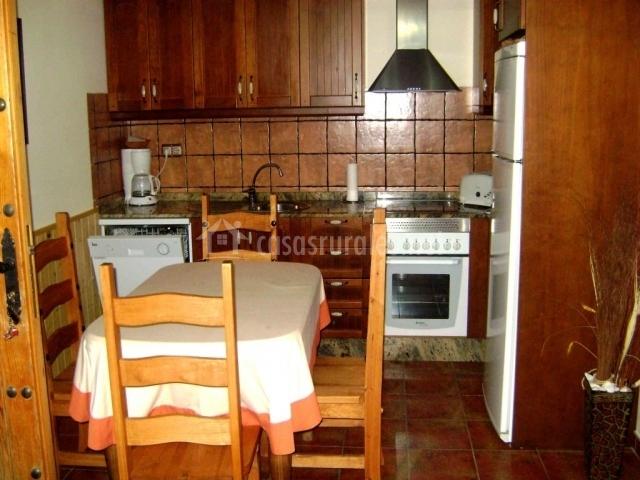 Casa rural malena sol de taberno en taberno almer a for Cocinas baratas en almeria