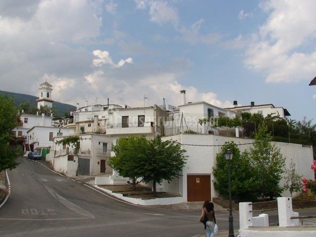 Taller Cortijo Prado-Toro en Pitres (Granada)