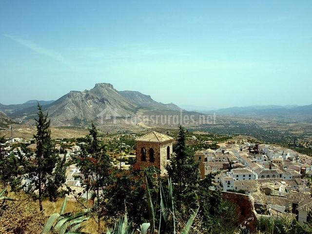 Habitacion alquiler de habitaciones en almeria : Cortijo el u00c1lamo II en Velez Blanco (Almeru00eda)