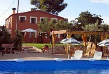 Casas rurales en sant marti sarroca con piscina - Alquiler casas rurales barcelona ...