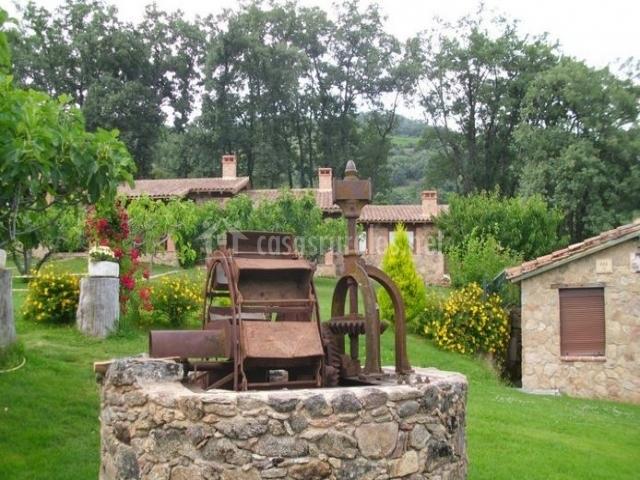 Higueral de la sayuela casa el acebo en el raso vila - Muebles el pozo ...